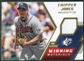 2009 Upper Deck SPx Winning Materials #WMCJ Chipper Jones