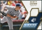 2009 Upper Deck SPx Winning Materials #WMSK Scott Kazmir