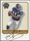 2001 Greats of the Game #10 Daunte Culpepper Auto