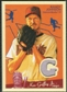 2008 Upper Deck Goudey Memorabilia #RJ Randy Johnson