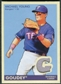 2009 Upper Deck Goudey Memorabilia #GMMY Michael Young
