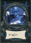 2004 Upper Deck Etchings Etched in Time Autograph Black #WK Rickie Weeks /375