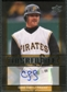 2009 Upper Deck Inkredible #CD Chris Duffy Autograph