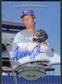 2005 Upper Deck UD Past Time Pennants Signatures Silver #TJ Tommy John T3 SP