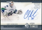 2010/11 Upper Deck SP Authentic Sign of the Times #SOTSC Cory Schneider Autograph