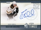 2010/11 Upper Deck SP Authentic Sign of the Times #SOTZH Zach Hamill Autograph