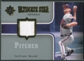 2007 Upper Deck Ultimate Collection Ultimate Star Materials #TI Tim Hudson