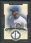 2007 Upper Deck UD Masterpieces Captured on Canvas #DL Derrek Lee