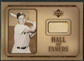 2001 Upper Deck Hall of Famers Game Bat #BGK George Kell