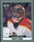 2002/03 Upper Deck UD Artistic Impressions Retrospectives Silver #R40 Roberto Luongo /99