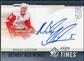 2010/11 Upper Deck SP Authentic Sign of the Times #SOTNL Nicklas Lidstrom Autograph