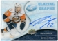 2009/10 Upper Deck Ice Glacial Graphs #GGBA Josh Bailey Autograph