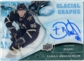 2009/10 Upper Deck Ice Glacial Graphs #GGFB Fabian Brunnstrom Autograph