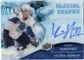 2009/10 Upper Deck Ice Glacial Graphs #GGVH Victor Hedman Autograph
