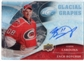 2009/10 Upper Deck Ice Glacial Graphs #GGZA Zach Boychuk Autograph