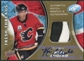 2009/10 Upper Deck Ice Fresh Threads Patches Autographs #FTKC Kris Chucko 2/5