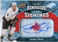 2009/10 Upper Deck Ice Rinkside Signings Canadian #RSBR Bobby Ryan Autograph