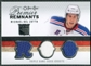 2009/10 Upper Deck OPC Premier Remnants Triples #PRTDE Michael Del Zotto /35