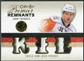 2009/10 Upper Deck OPC Premier Remnants Triples Patches #PRTTA John Tavares /25