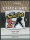2009/10 Upper Deck OPC Premier Stitchings #PSRY Bobby Ryan /199