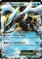 Pokemon Promo Single Kyurem ex BW37 - SLIGHT PLAY (SP)