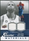 2009/10 Upper Deck Game Materials #GJWI Shelden Williams /563