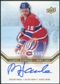 2008/09 Upper Deck Montreal Canadiens Centennial Habs INKS #HABSRH Rejean Houle Autograph