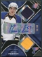 2007/08 Upper Deck SPx Spectrum #228 David Perron RC Jersey Autograph 9/25