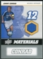 2008 Upper Deck MLS Materials #MM13 Jimmy Conrad