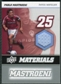 2008 Upper Deck MLS Materials #MM25 Pablo Mastroeni
