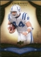 2009 Upper Deck Exquisite Collection #99 Dallas Clark /80