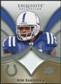 2009 Upper Deck Exquisite Collection Patch #PSA Bob Sanders /75