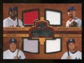 2008 Upper Deck Ballpark Collection #202 David Ortiz/Kevin Youkilis/Jason Giambi/Derek Jeter