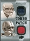 2010 Upper Deck Exquisite Collection Patch Combos #FR Doug Flutie Matt Ryan /50