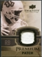 2010 Upper Deck Exquisite Collection Premium Patch #EPPTH Thurman Thomas /75