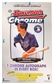2013 Bowman Chrome Baseball Hobby Box