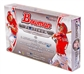 2013 Bowman Platinum Baseball Hobby 12-Box Case