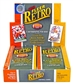 2013 Upper Deck Fleer Retro Football Hobby 12-Box Case + 12 Bonus Packs