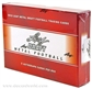 2013 Leaf Metal Draft Football Hobby 12-Box Case