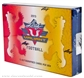 2013 Leaf Valiant Football Hobby 12-Box Case