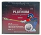 2013 Onyx Platinum Prospects Baseball Hobby Box