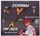 2013 Panini Pinnacle Baseball 24-Pack Box (One Autograph Card Per Box)!