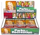 Parks and Recreation Trading Cards Hobby 12-Box Case (Press Pass 2013)