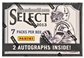2013 Panini Select Football Hobby Mini Box