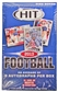 2013 Sage Hit High Series Football Hobby Box