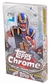 2013 Topps Chrome Football Hobby 12-Box Case - DACW Live 26 Team Random Case Break