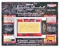 2013 TriStar SignaCuts Platinum Edition Baseball Hobby Box