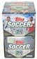 2013 Topps MLS Major League Soccer Retail 48-Pack Box