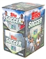 2013 Topps MLS Major League Soccer Retail 6-Box Case