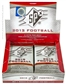 2013 Upper Deck SPx Football Hobby 8-Box Case